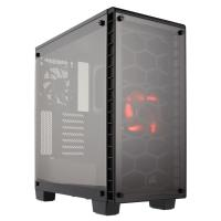 Corsair Crystal Series 460X Tempered Glass, Compact ATX Mid-Tower Case