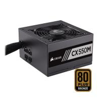 Corsair CX550M Semi-Modular ATX Power Supply