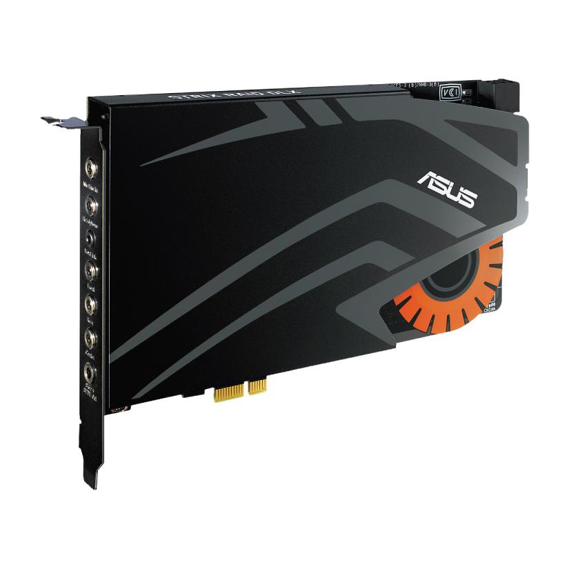 ASUS Strix-SOAR 7 1 PCIe Gaming Sound Card