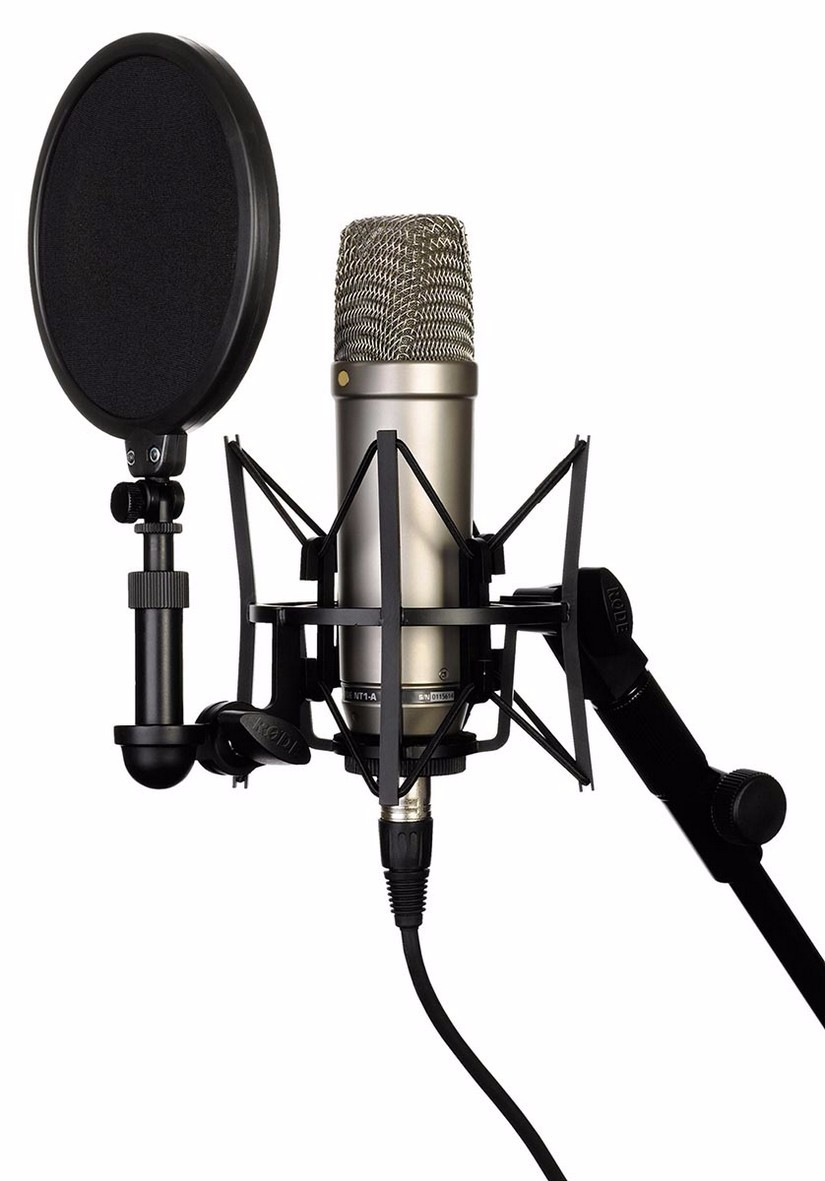 "Rode NT1-A 1"" Cardioid Condenser Microphone"