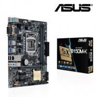 Asus B150M-K mATX 1151,6xUSB3.0,DDR4,1xD-Sub, 1xDVI, 1xPCIe 3.0 x16, SATA 6Gb/s*6
