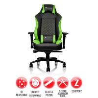 Thermaltake GTC500 Comfort Gaming Chair Black/Green