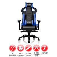 Thermaltake GTF100 Fit Series Gaming Chair Black/Blue