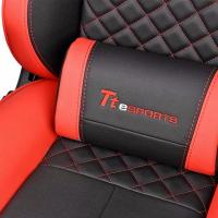Thermaltake GTF100 Fit Series Gaming Chair Black/Red