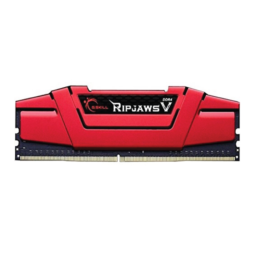 G.Skill RIPJAWS V 16GB KIT(8GBX2)F4-3000C15D-16GVRB DDR4 3000MHZ 1.35V