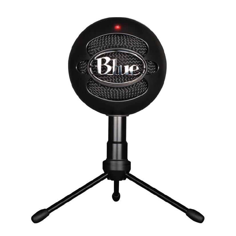 Blue Microphones Snowball USB Microphone Black