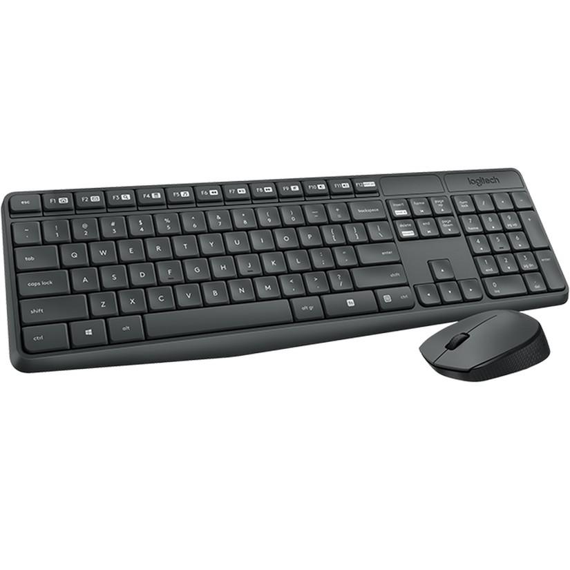 Logitech MK235 Wireless Combo (Keyboard & Mouse)