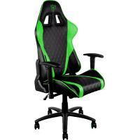 ThunderX3 TGC15 Series Gaming chair Black Green
