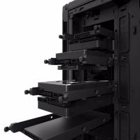 NZXT H440 Razer Edition Matte Black Mid Tower Case
