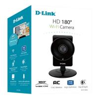 D-Link DCS-960L HD Ultra-Wide View Wi-Fi Camera