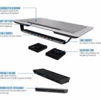Cooler Master MasterNotepal Pro 17in Laptop Cooler
