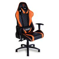 ThunderX3 TGC15 Series Gaming chair Black Orange