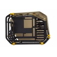 INWIN D-FRAME 2.0 E-ATX FullTower Black&Gold 1065W Customised SIII PSU Included Reinforced Steel Tub