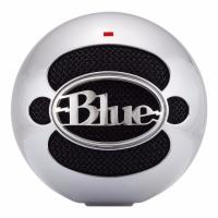 Blue Microphones Snowball USB Microphone Brushed Aluminium