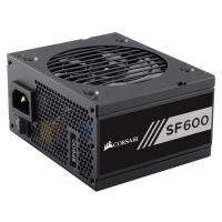Corsair SF600 High Performance SFX Power Supply 80 PLUS Gold