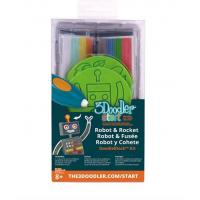 3Doodler Block Kit RocketRobot