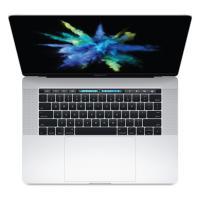 Apple Macbook Pro 15inch with Touch Bar - 2.6Ghz, 256GB Silver (MLW72X/A)
