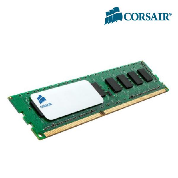 Corsair 2GB CM72DD2G1333 ECC Registered 1333Mhz DDR3 RAM, 128Mx8, 240-pin DIMM, CL9,