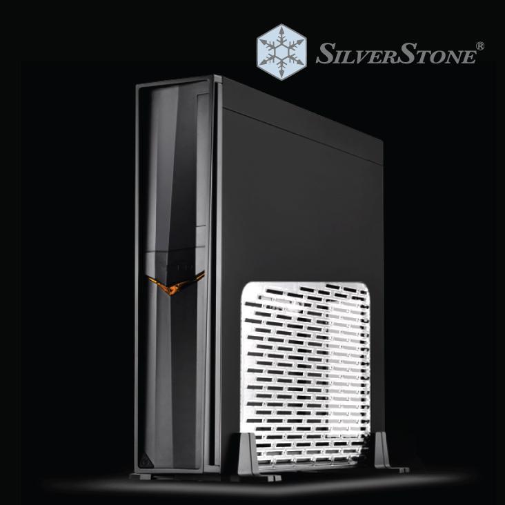 Silverstone Raven 02 Slim Case Mini-ITX USB