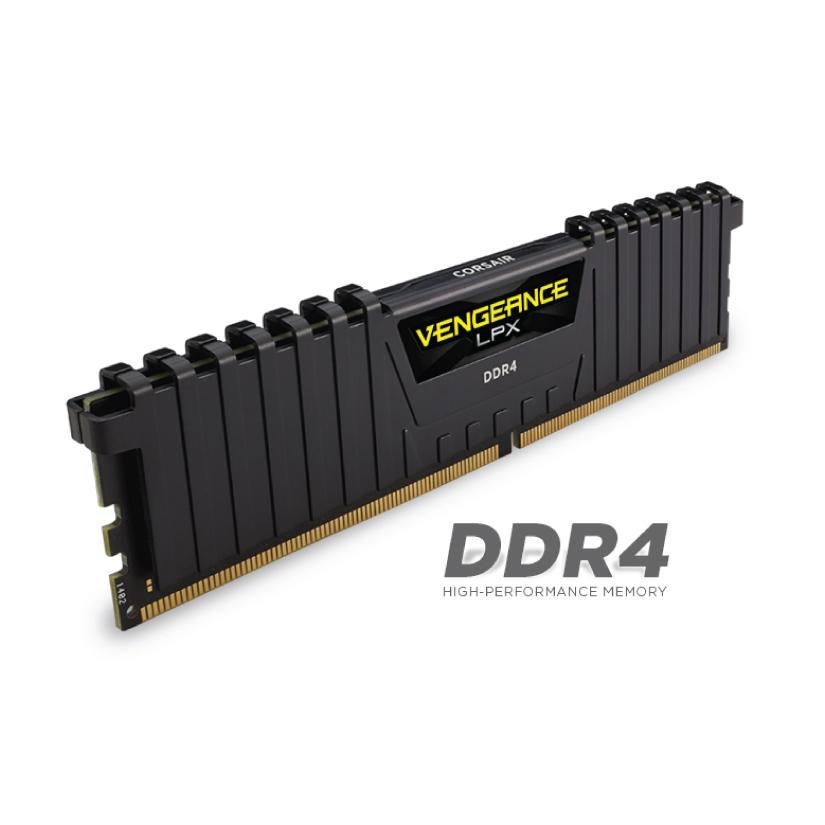 Corsair Vengeance LPX 16GB (1x16GB) DDR4 DRAM DIMM 3000MHz C15