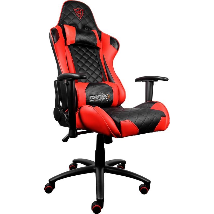 ThunderX3 TGC12 Series Gaming Chair Black/Red