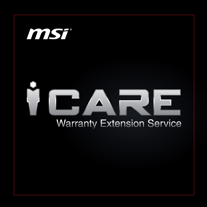 MSI 1 Year Extended Warranty for MSI Desktop PC