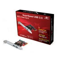 Vantec 2 Port USB3.0 PCIE Host Card