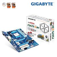 Gigabyte GA-F2A75-D3H/A75/4 x DDR3/5 x PCI-E2.0/6 x SATA3/4 x USB3.0/DVI/D-SUB/HDMI/GBLAN/RAID/