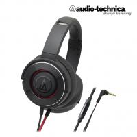 Audio-Technica ATH-WS550iS BRD Solid Bass Headphones