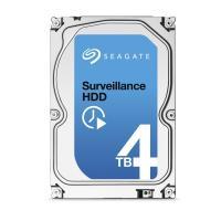 "Seagate Surveillance HDD 4TB 3.5"" SATA 6GB/S 5900RPM 64MB Cache"