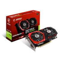MSI GeForce GTX 1050 Ti Gaming X 4GB Video Card