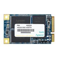 Apacer 256GB mSATA (Service Item) cache module kit (2x128GB mSATA) supporting QNAP TS-ECXX80U-RP, TS
