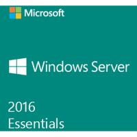 Microsoft Windows Server Essentials 2016 64Bit English 1pk DSP OEI DVD 1-2CPU