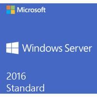 Microsoft Windows Server Std 2016 64Bit English 1pk DSP OEI DVD 24 Core