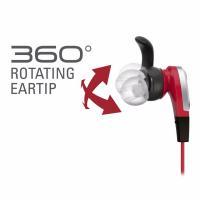 Audio-Technica ATH-CKx5iS SonicFuel In-Ear Headphones Black