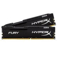 Kingston 16GB 2133MHz DDR4 CL14 DIMM (Kit of 2) HyperX FURY Black