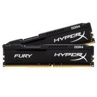 Kingston 16GB 2133MHz DDR4 CL14 DIMM (Kit of 2) HyperX FURY Black