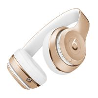 Beats by Dre Solo 3 Wireless Headphones Gold