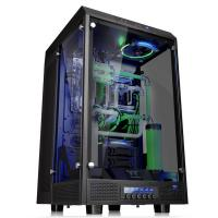 Thermaltake The Tower 900 E-ATX Vertical Super Tower Chassis Black