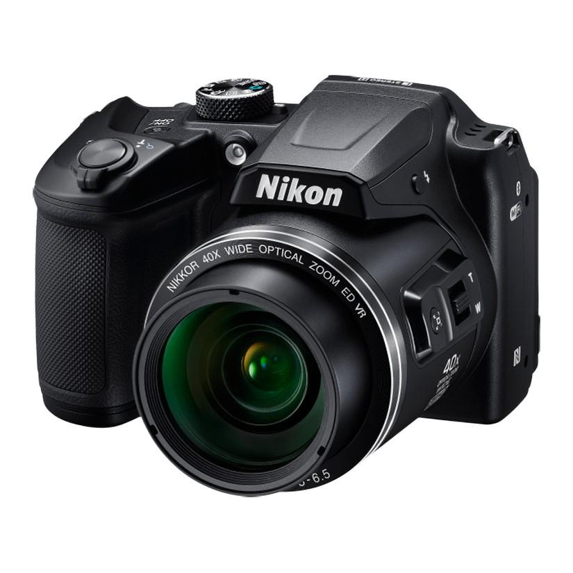 Nikon Coolpix B500 Digital Camera - Black