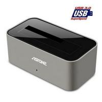 "Astone DOC-130 2.5"" 3.5"" SATA to USB 3.0 Hard Drive Dock up to 2TB"