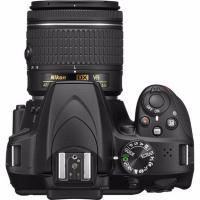 Nikon D3400 SLR Camera 18-55mm Kit Black