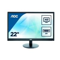 "AOC e2270SWDN 21.5"" Full HD Narrow Bezel"