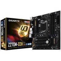 Gigabyte Z270M-D3H LGA 1151 mATX Motherboard
