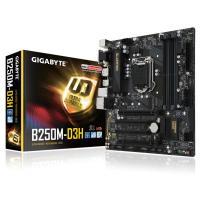 Gigabyte B250M-D3H LGA 1151 mATX Motherboard