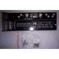 AD-SATA-161 12+6 Pin SSD to SATA III 22 Pin Convertor Adapter for Macbook
