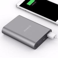 Orico Q1 10400mAh Power Bank Aluminium Micro USB