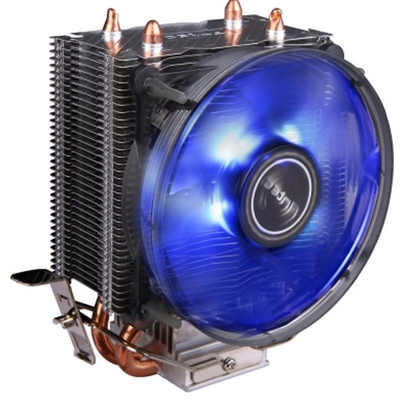 Antec CPU Air Cooler A30(92mm Fan with Led)Support Intel 115x/775AMD