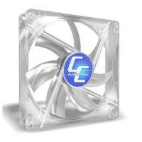 Casecome 14cm Blue Led Case Fan