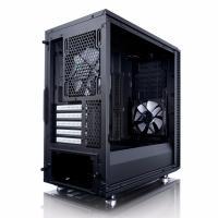 Fractal Design Define Mini C Tower Case Black Windows